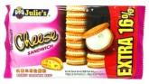 Cheese Sandwich 125g+20g