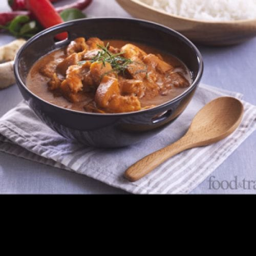 Prawn And Pumpkin Red Curry