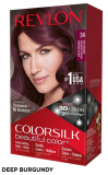 Colorsilk Hair Color - Deep Burgundy
