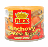 Anchovy In Chilli Sauce 170g