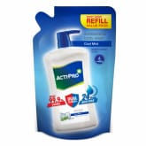 ACTIPRO+. Anti Bacterial Body Wash Refill - Cool Mint 900ml