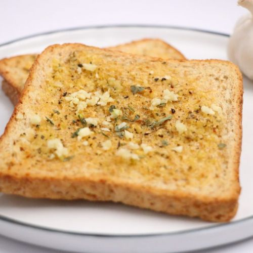 Goodness Gang Kids Recipe – Garlic Wholemeal Toast