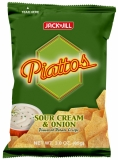 Piattos Potato Chips - Sour Cream & Onion 85g