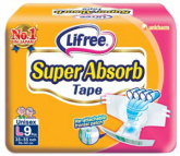 Adult Diaper Tape 35-55