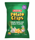 Potato Chips - Spring Onion & Garlic 160g