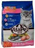 Fish & Egg - Kitten 480g