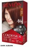 Colorsilk Hair Color - Dark Auburn