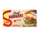 Beef Burger Patties 320g