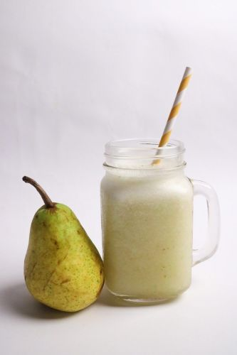 Goodness Gang Kids Recipe – Coconut Water with Pear Slushy