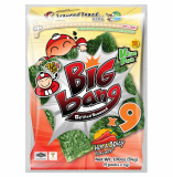 Big Bang Seaweed - Hot & Spicy 9sX6g