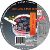 Grass Jelly W/ Palm Seeds 400g