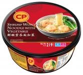 Shrimp Wanton Noodles W/ Veg 219g