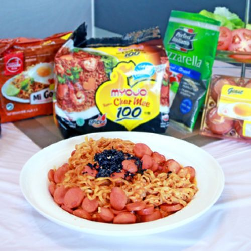 Easy to Cook – 3 new ways to cook instant noodles