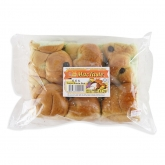 Sugar Raisin Bun 250g