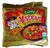 Hot Chicken Flavour Ramen Curry 5s