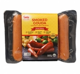 Smoked Gouda Chicken & Beef Sausage 300g