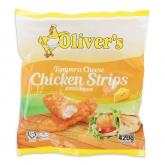 Tempura Cheese Chicken Strips 500g