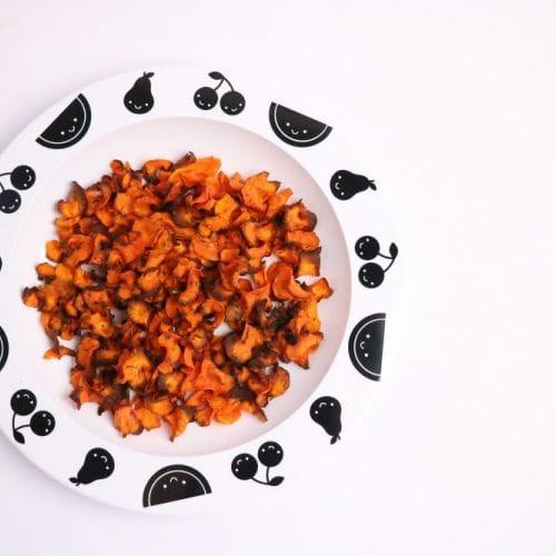 Goodness Gang Kids Recipe – Carrot Cinnamon Chips