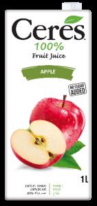 Ceres Apple Juice 1L