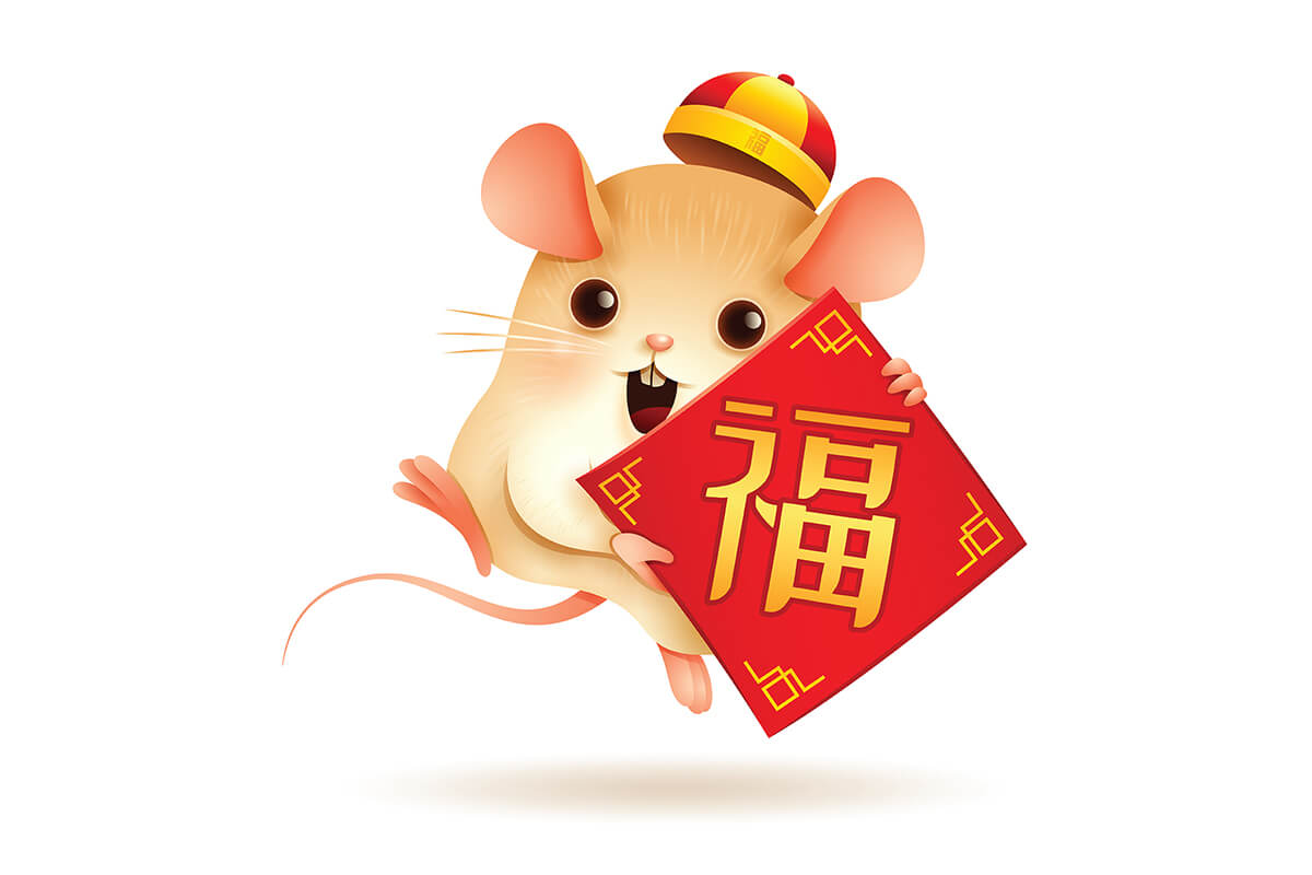 Origins of the Chinese zodiac - Year of the Rat