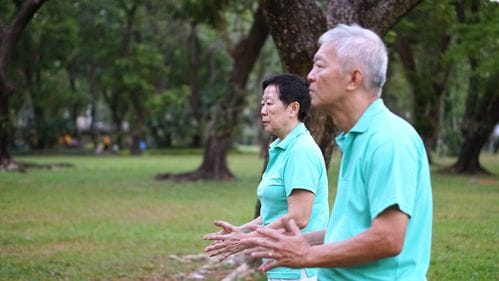 Senior citizen health benefits Singapore