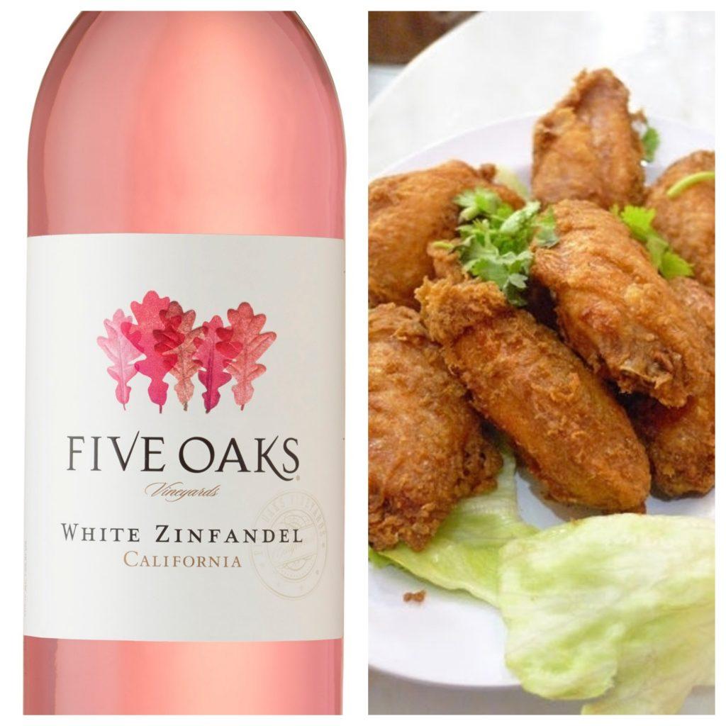 Five Oaks Wine