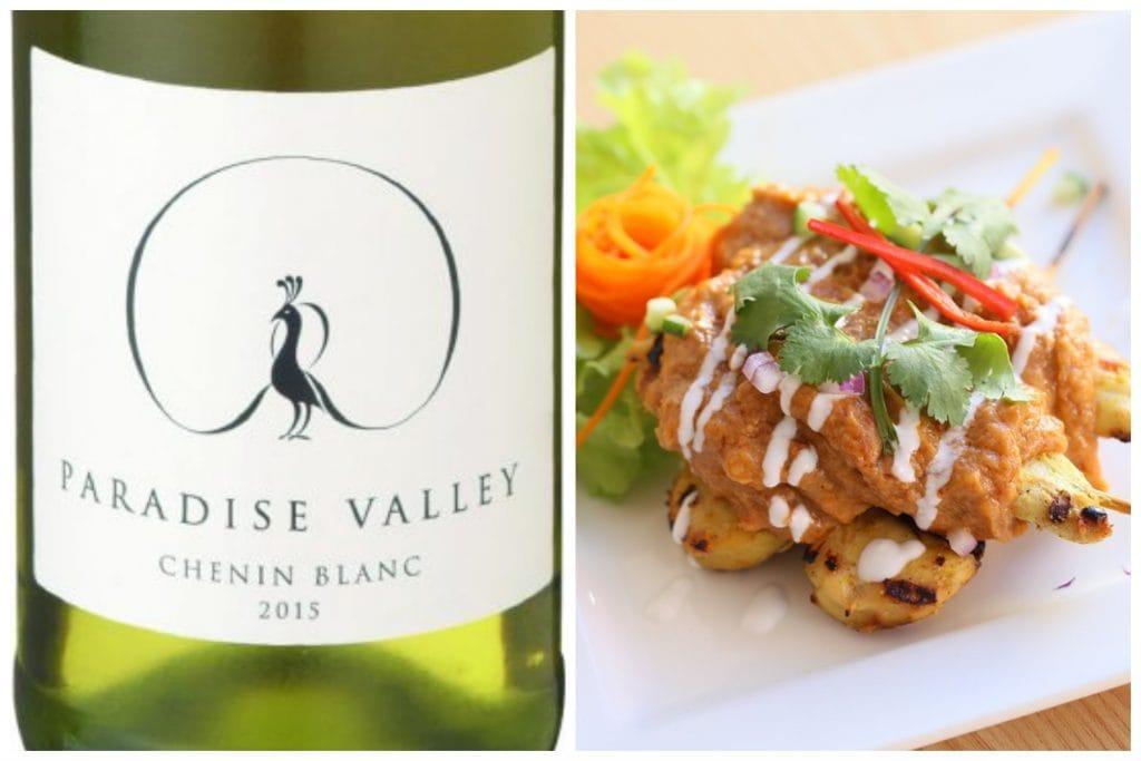 Chenin Blanc and Thai food