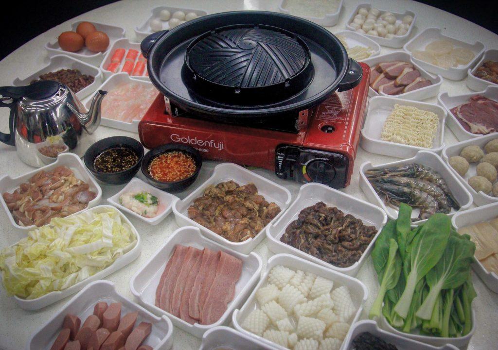 halal bbq - Chickata BBQ